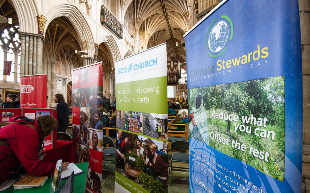 Bishop calls for churches to take climate action at Big Green Event