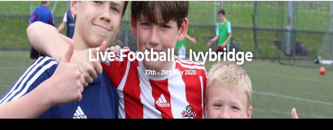 Live Football – Ivybridge (Postponed)