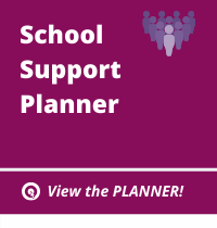 School Support Planner