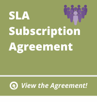 SLA Subscription Agreement