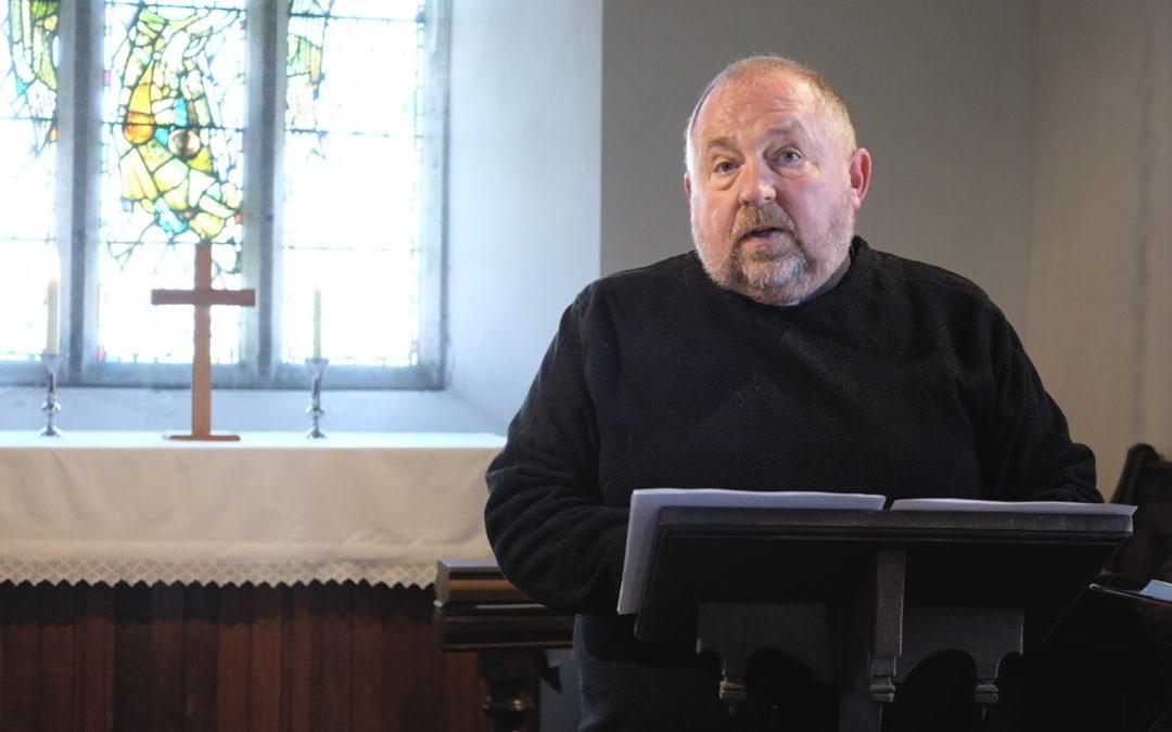New Covid-19 Ascension Hymn for Devon