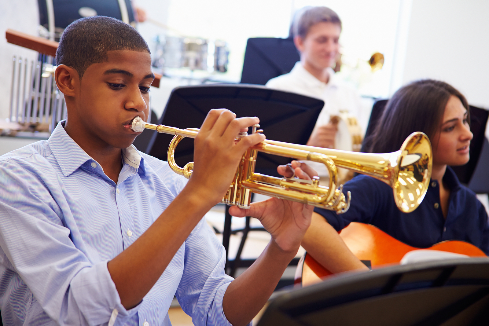 Photo: School Music