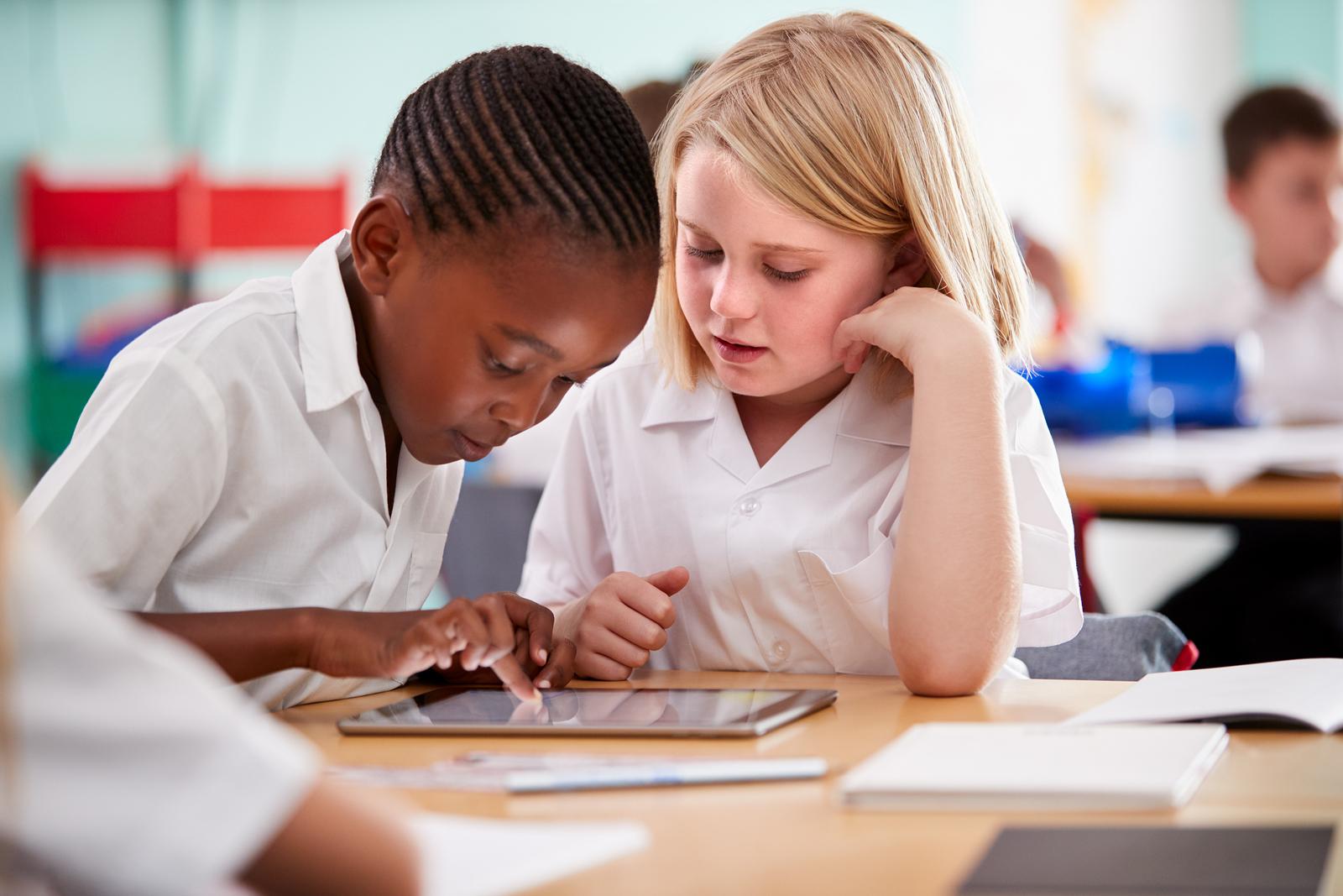 Photo: School Children