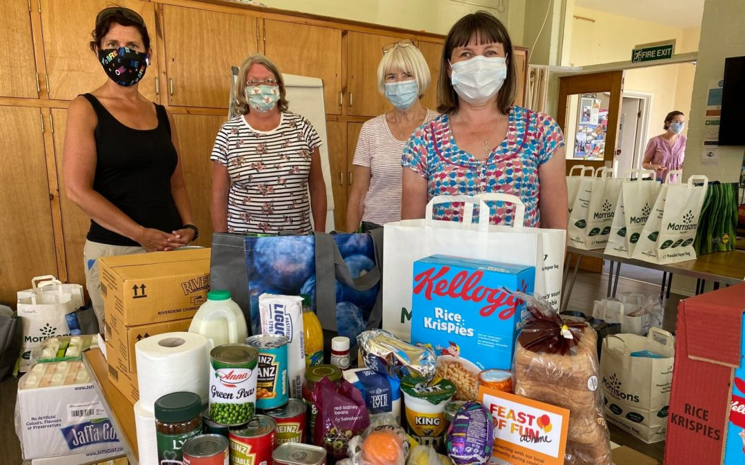 Fighting Food Poverty During the Summer Holidays