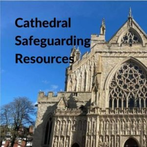 Button linking to Cathedral Safeguarding Resources