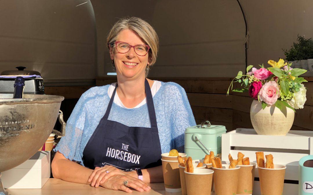 'Refreshments on the Hoof' at new Horsebox Café