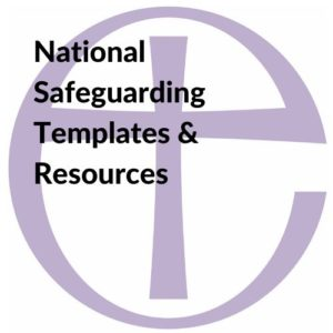 Link button for National Safeguarding Templates and Resources