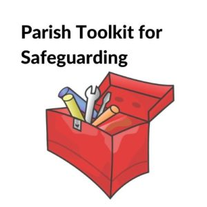 Link button for Parish Toolkit for Safeguarding
