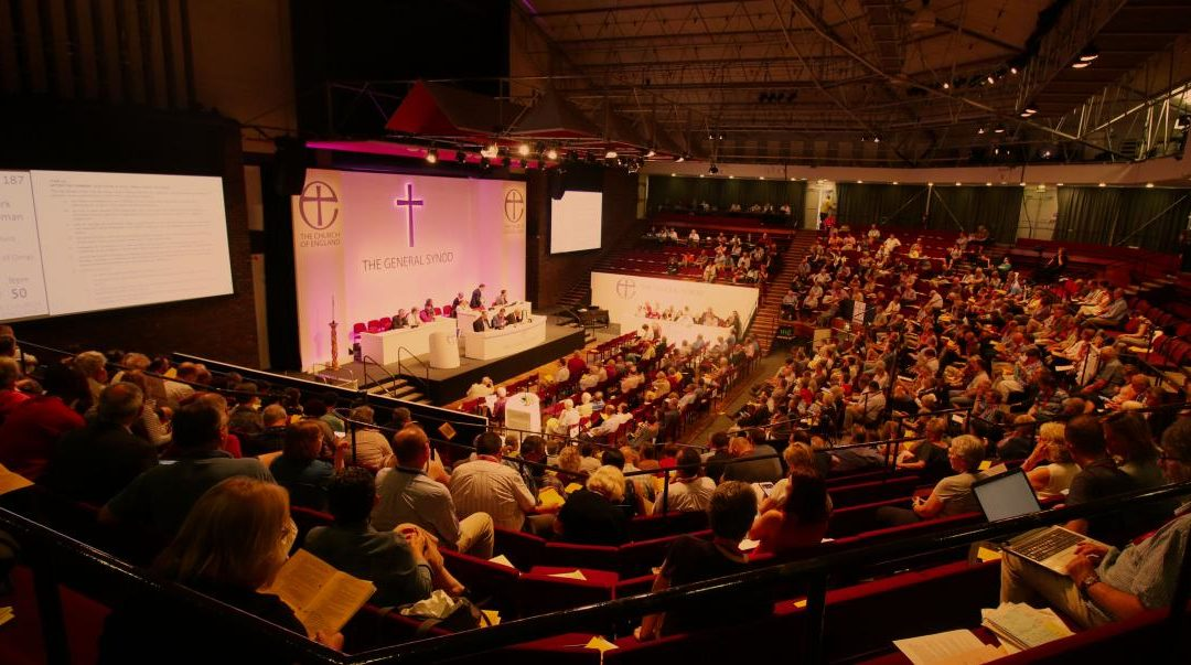 New General Synod Members Elected to Represent Devon