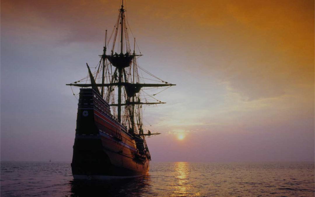 Mayflower 400 Pilgrimage to mark the sailing of the Pilgrims
