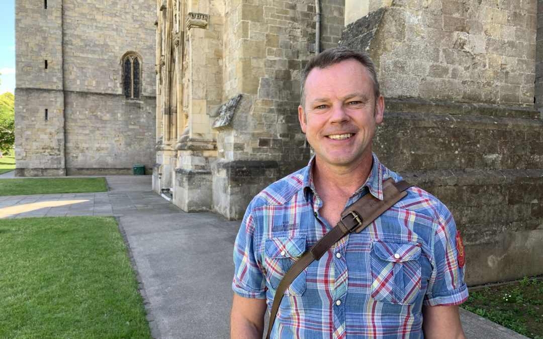 Devon curates train to become military chaplains