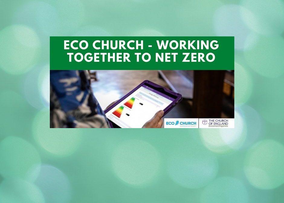 Eco Church – Working Together To Net Zero