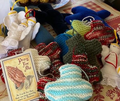 Christmas Bags for Care Homes