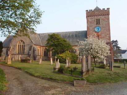 Vicar of Chudleigh, Chudleigh Knighton and Trusham
