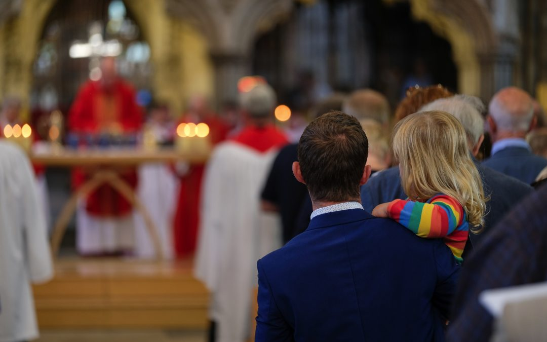Bishop Determined to Root Out Racism in the Church