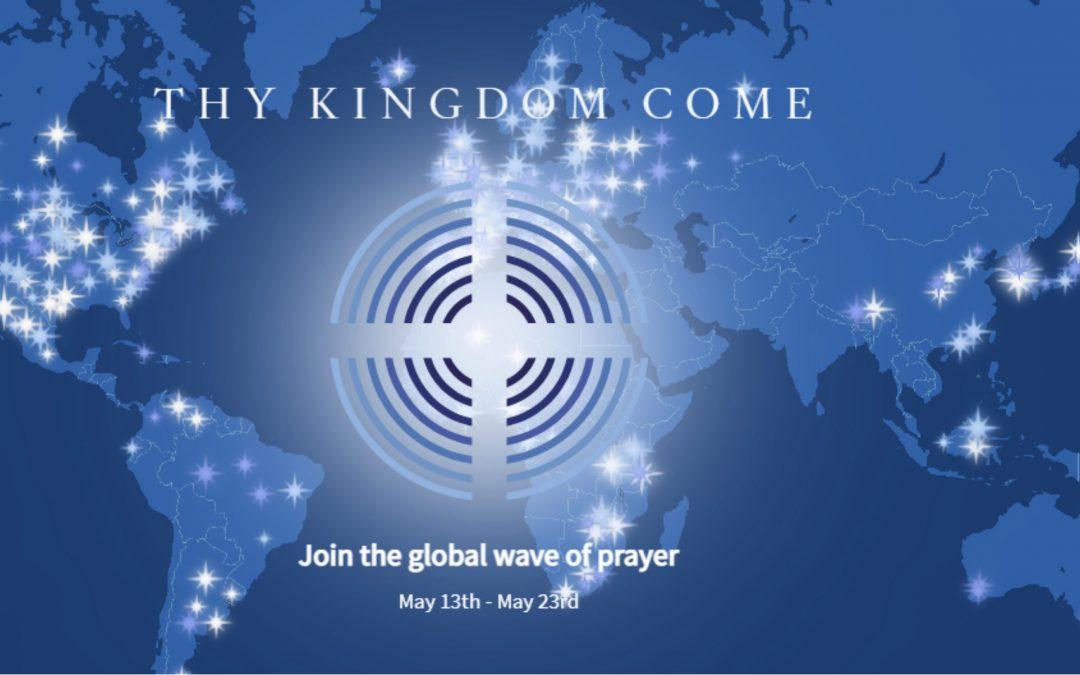 Thy Kingdom Come 2021 Plan to Pray the South West Coast Path