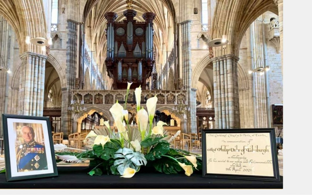 A Service of Remembrance for HRH Prince Philip, The Duke of Edinburgh