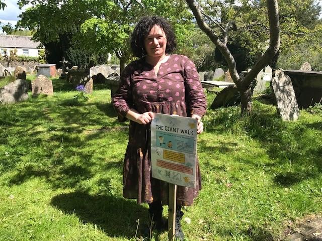Dartmoor Churchyard Trim Trails Encourage Visitors To Get Active In Prayer