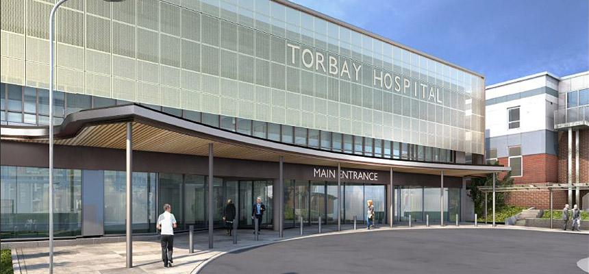Bank Chaplain, Torbay Hospital