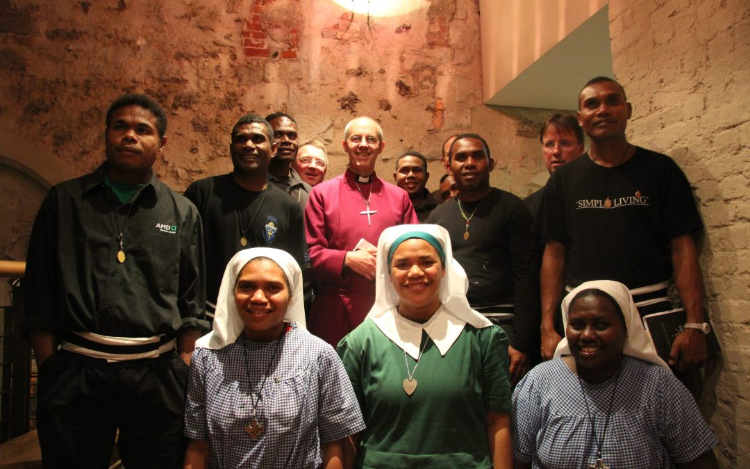 Archbishop Justin Welby To Open New Melanesia Pilgrimage Route in Devon