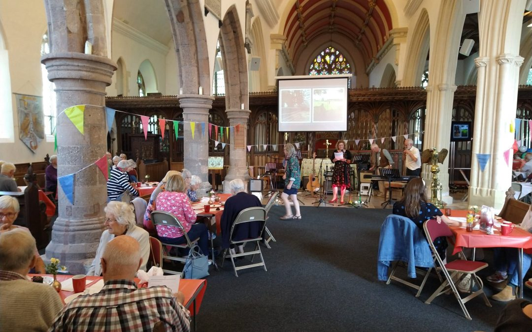 Holiday at Home Shares God's Love in Uffculme