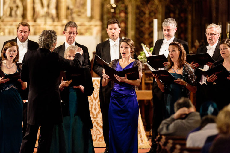 The Sixteen Concert: The Choral Pilgrimage 2021