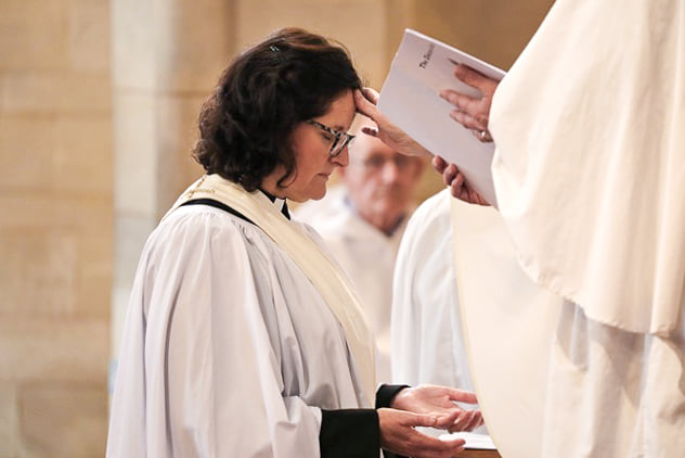 """Being Ordained as a Priest is """"a Special Moment"""""""