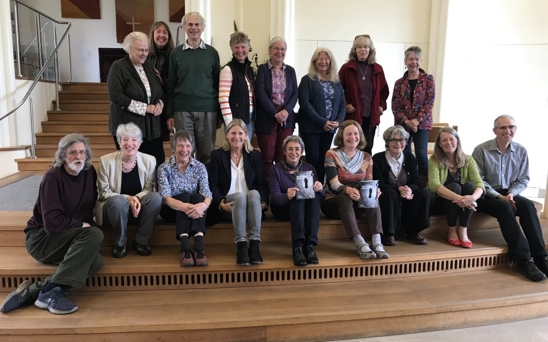 """Church Poetry and Creative Writing Group """"Creates Space for People to Be Creative"""""""
