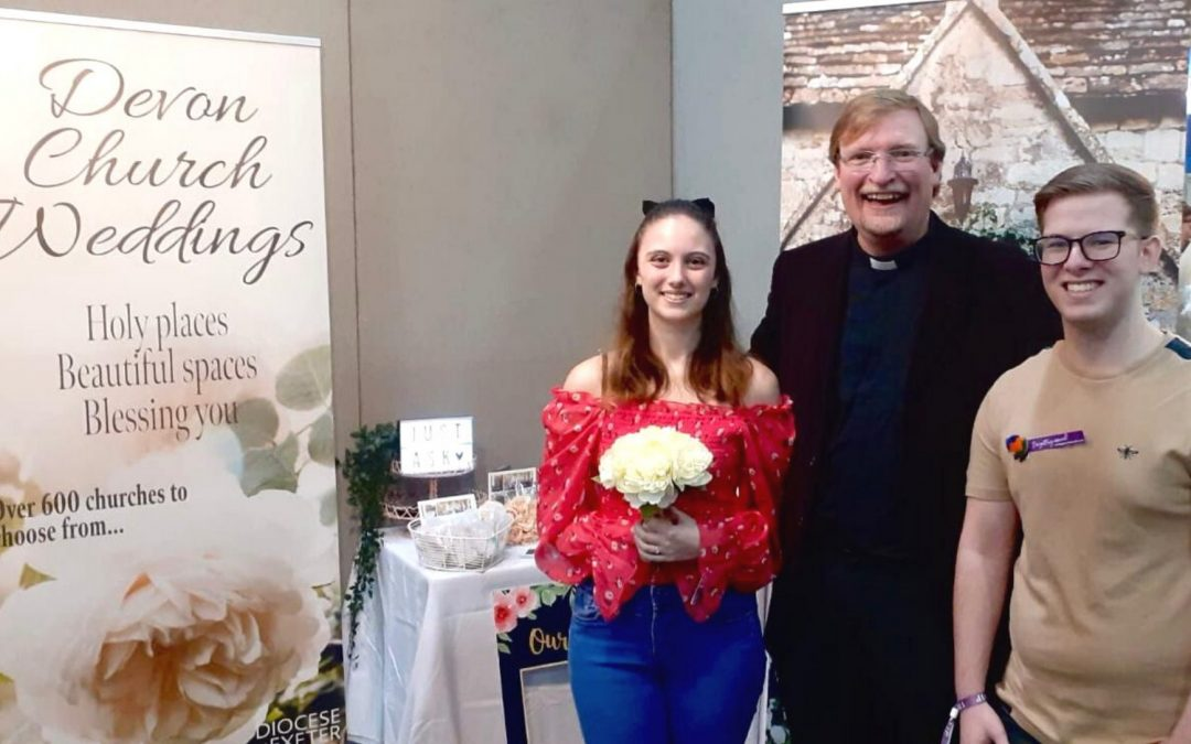 Devon Church Weddings Project Aims to Encourage More Couples to Marry in Church
